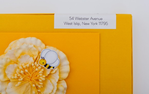 """What Will The Baby Bee?"" Shower Invitations"
